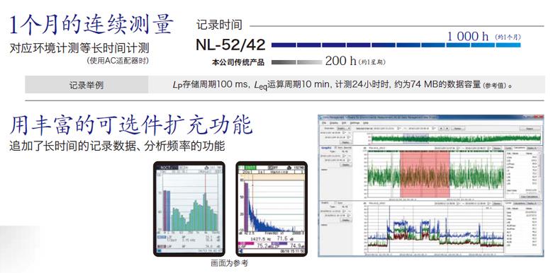 NL-42声级计/NL-52声级计
